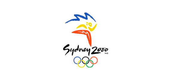 Top 10 Australian Logos of All Time - Sydney 2000 Olympics